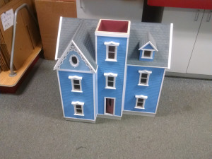 Dollhouse to be Shipped