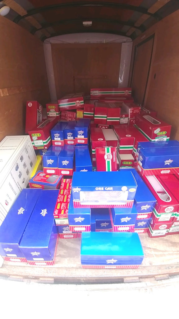 We Ship Toy Trains